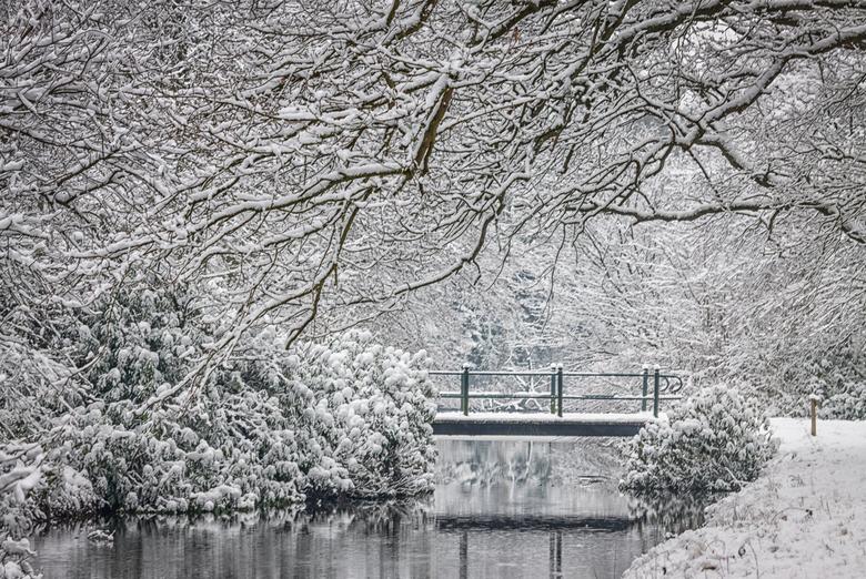 Hollandse Winter - Al duurde hij hier in het Westen maar een enkele dag...