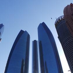 Dubai architectuur