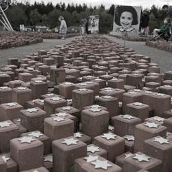 Westerbork, 4 mei 2015