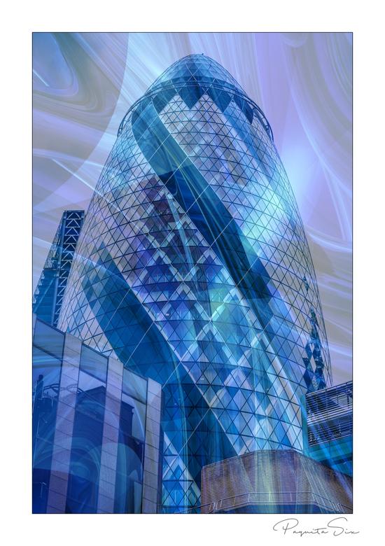 The Gherkin Londen -