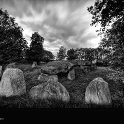 Real Dutch dolmen
