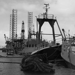 Havenkade Ijmuiden