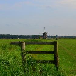 Friesland landschap