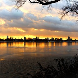 Rotterdam, stad van dromen en spanning,
