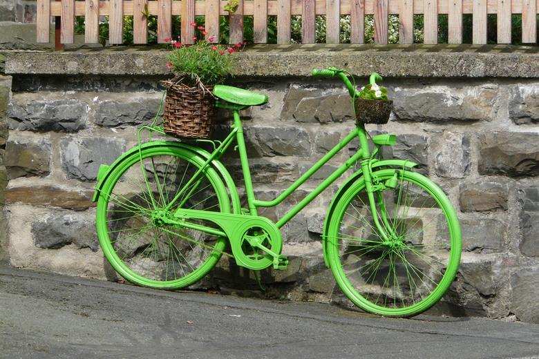 Fiets voor Cavendish - Wordt dit de fiets voor de winnaar van de groene trui in de tour ??<br />