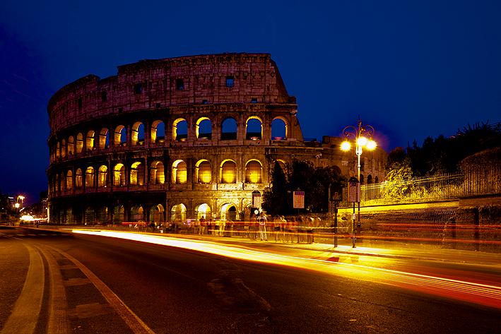 Coloseum_001. - Coloseum in Rome