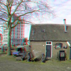 wim hoppenbrouwers Koningspoort Scheepshelling Oude Haven Rotterdam 3D GoPro