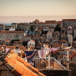 Dubrovnik - Wasje doen