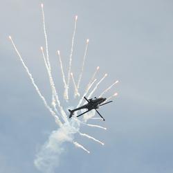 Apache Texel Vliegshow