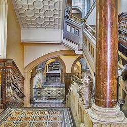 Leeds Bibliotheek 54 wm