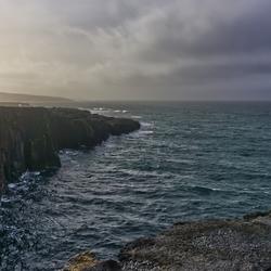 Baby Cliffs of Burren
