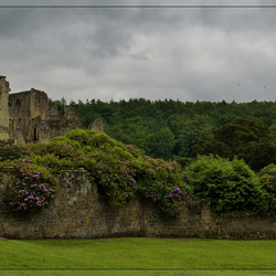 Old Wardour Castle - Wilthire - Engeland