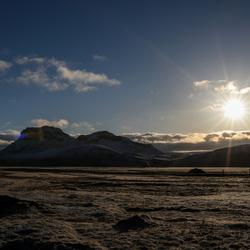 Morning Iceland