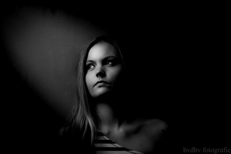 Model: Ilse - Model: Ilse Bos<br /> Photographer: Bram van Dal