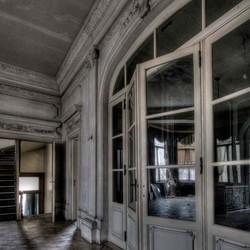 chateau in Belgie met erg mooi interieur