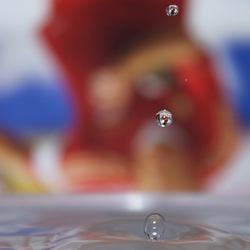 Druppel reflectie (2)