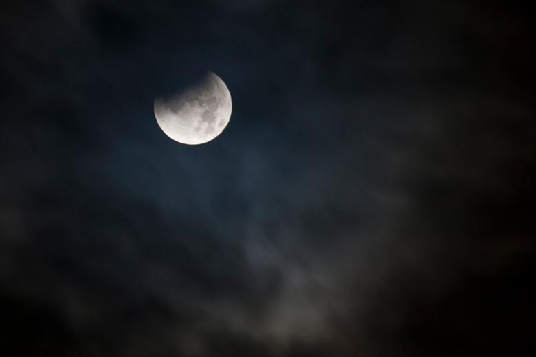 maansverduistering