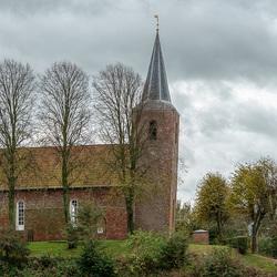 De kerk van Eenum