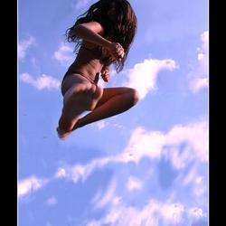 Zoë in the Sky-2
