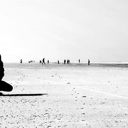 Fotograferen aan zee...