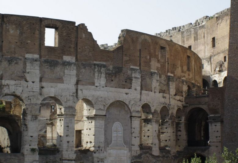 A piece of history - Colosseum Rome