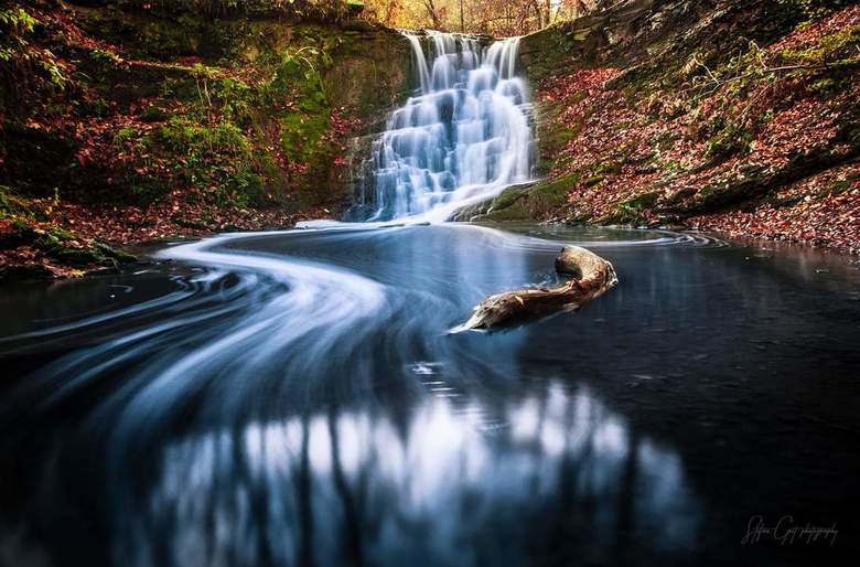 Flowing -