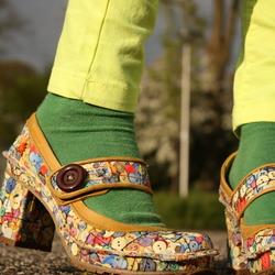 zomerse schoenen