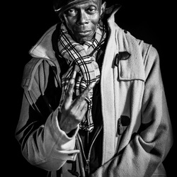 Portrait of Maxi Jazz