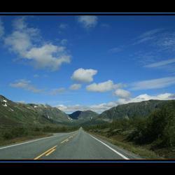 Eindeloos Noorwegen