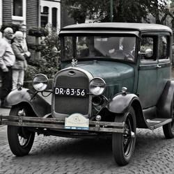 Ford Model A Tudor Sedan 1929 (2034)