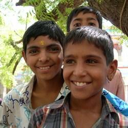 India jongetjes