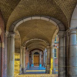 Zonnestralen Binnenhof