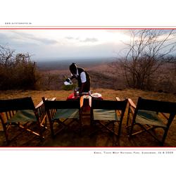 Sundowner, Kenia