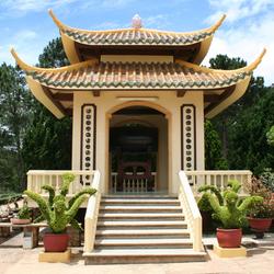 Vietnameese pagoda