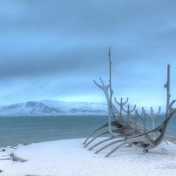 Sólfar (The sun voyager) IJsland