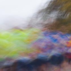 Hardlopers tijdens de Zevenheuvelenloop