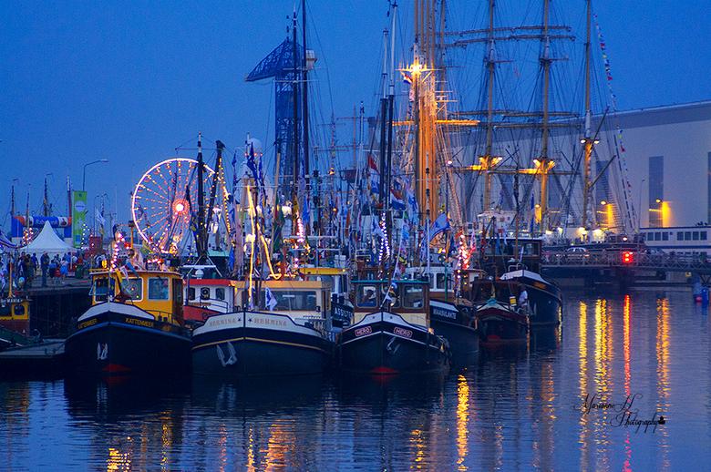 De avond Valt - Sai Vlissingen ..Wat een geweldig feest hier in Vlissingen.