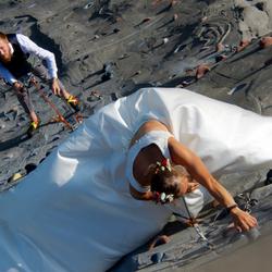 klimmend bruidspaar 4