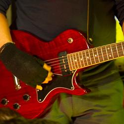 Muziek gitaar elec.