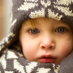 Aidan's eyes