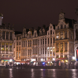 Brussel by night
