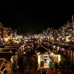 Leiden winter wonderland