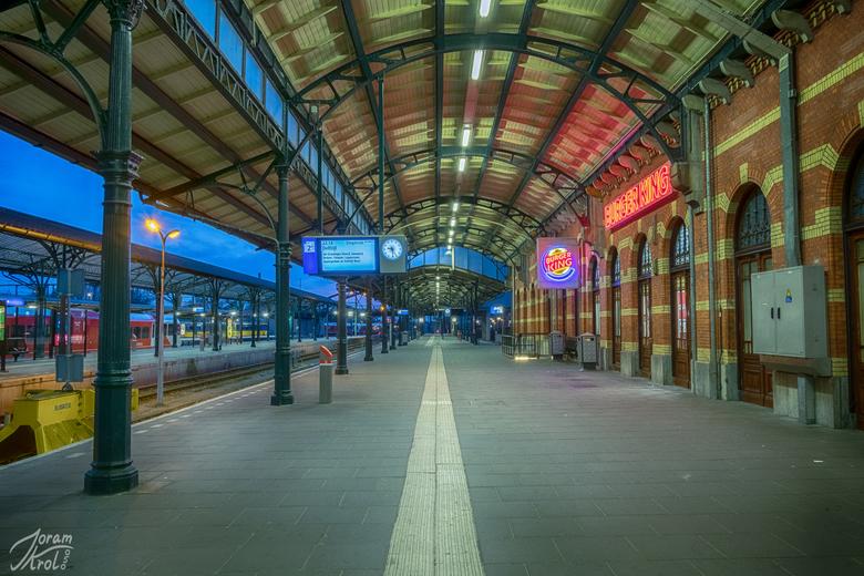 Station Groningen -
