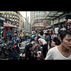 Shanghai Streets #3