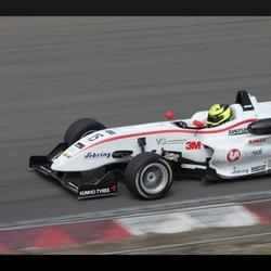 Formule 3 - Nigel Melker