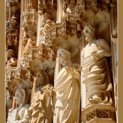 Apostelen bij portaal Batalha