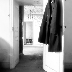 Oude jas