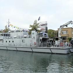 P1090212  40e FURIADE    A853 Nautilus  Marine ondersteuning vaartuig   5 okt 2019