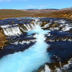 Bruar Foss, IJsland