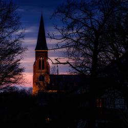 De hoogst gelegen kerk van Nederland